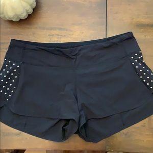 Lululemon Speed Shorts Reflective